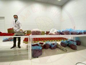 Saffron price in Bolivia